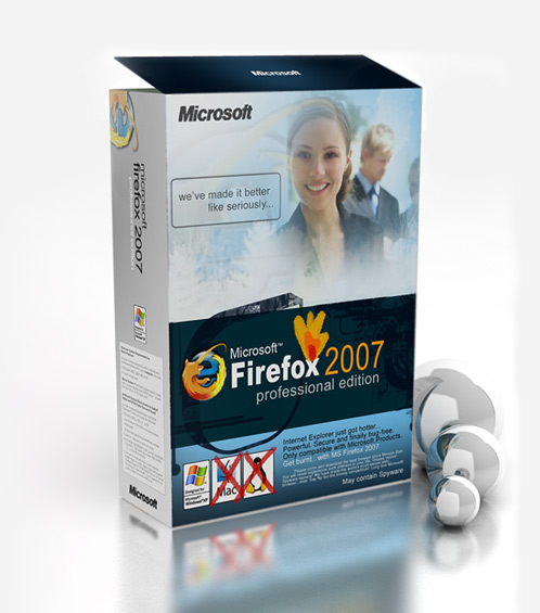 MS Firefox 2007 Professional